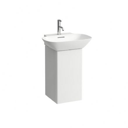 810302 - Laufen Ino 560mm x 450mm Washbasin & Vanity Unit (Left Hinge) - 8.1030.2